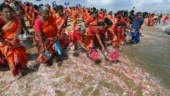 15th anniversary of 2004 tsunami held at Chennai's Marina Beach | IN PICS