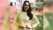 Sonakshi Sinha goes traditional in yellow suit and dupatta for Dabangg 3 promotions