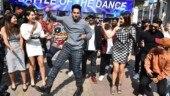 Street Dancer 3D: Varun Dhawan and Shraddha Kapoor launch trailer on Mumbai streets