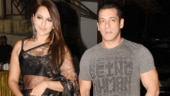 Sonakshi Sinha is ethereal in spaghetti blouse and sheer saree with Salman Khan at Dabangg 3 promotions
