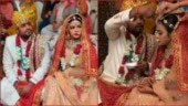 Kasautii actress Sonyaa Ayodhya marries Harsh Samorre in a grand wedding in Jaipur