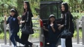 Aishwarya Rai Bachchan takes daughter Aaradhya on an after-school lunch date. See pics