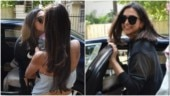 Deepika Padukone goes playful with a baby fan, plants a kiss on her cheeks. See pics