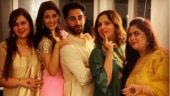 Inside pics from Armaan Jain's mehendi ceremony. Seen yet?
