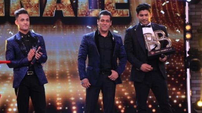 Asim Riaz, Salman Khan, Sidharth Shukla