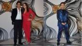 Shah Rukh Khan, Karan Johar, and others attend Gauri Khan's party. See pics