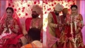 Kamya Punjabi ties the knot with Shalabh Dang. See inside pics