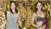 Kareena Kapoor to Kiara Advani: Who wore what to Armaan Jain's wedding reception