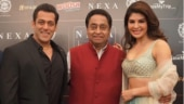IIFA 2020 in Indore: Salman Khan and Jacqueline meet MP CM Kamal Nath in Bhopal