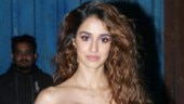 Disha Patani is sexy beyond words in off-shoulder top and pants at Malang promotions. See pics