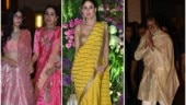 Armaan Jain wedding: Kareena, Karisma and Bachchans light up the night