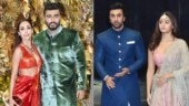 Armaan Jain wedding bash: Ranbir-Alia and Malaika-Arjun make dhamakedaar entry