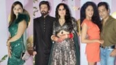 Rubina Dilaik to Kavita Kaushik: TV celebs attend Kamya Punjabi and Shalabh Dang's wedding reception