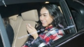 Nysa Devgn steps out to party with friends in Mumbai. See pics