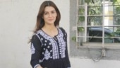 Kriti Sanon is effortlessly elegant in black ethnics on day out in Mumbai. See pics