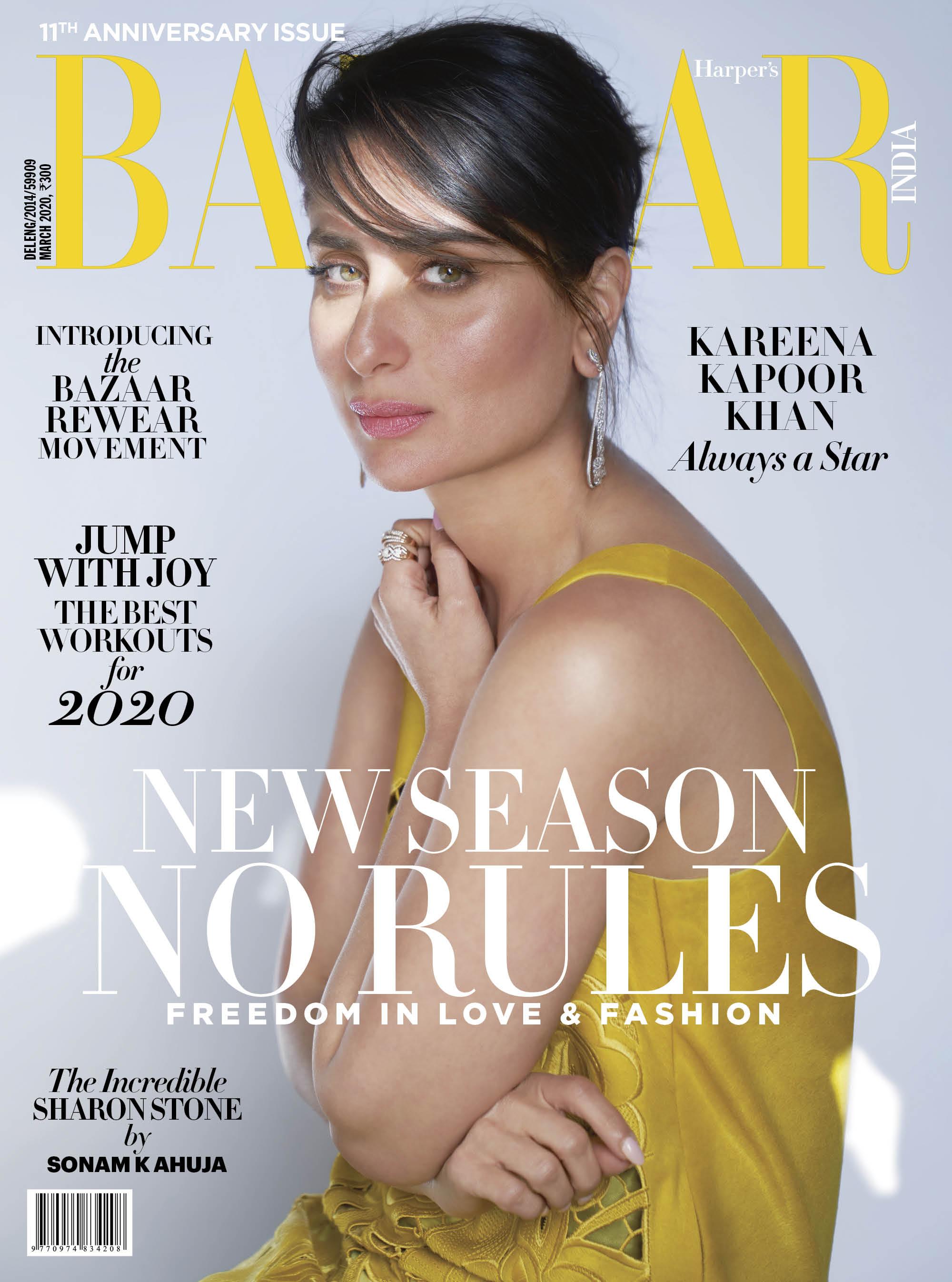 Kareena Kapoor Khan dazzles in stunning summer wear for Harper's Bazaar  India shoot. All pics | IndiaToday