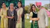 Raveena Tandon shares pics with daughter Rasha and mother: My favourit people in the world