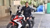 Sooryavanshi trailer launch: Akshay Kumar ditches the helicopter for bike to beat Mumbai traffic