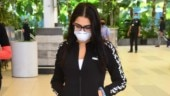 Coronavirus: Sara Ali Khan adds face mask to comfy and casual airport look