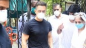 Aamir Khan and Kiran Rao attend assistant Amos' funeral in lockdown. See pics