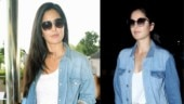 Katrina Kaif loves her denim. These throwback pics are proof