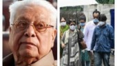 Basu Chatterjee cremated in Mumbai: Family and friends say goodbye. See pics