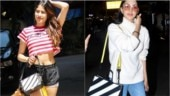 Janhvi Kapoor to Kiara Advani: Bollywood is a fan of the Off-White diagonal bags