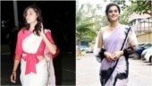 Taapsee Pannu does the quirky saree better than others. These throwback pics are proof