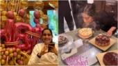Sonam Kapoor celebrates birthday with family in Mumbai. See inside pics