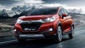 2020 Honda WR-V is here in a bolder and feature-rich avatar. See pics