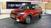 Kia Sonet: Sporty outside, premium inside