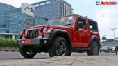 2020 Mahindra Thar: Reinventing an icon