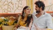 Inside Rana Daggubati and Miheeka Bajaj's haldi ceremony. See pics