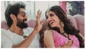 Rana Daggubati and Miheeka's colourful mehendi ceremony is all about fun and family. See pics