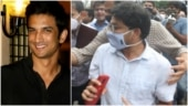 Siddharth Pithani and CBI officers reach Sushant Singh Rajput's residence. In Pics