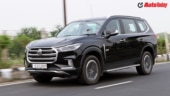 MG Gloster: Upcoming new SUV in pictures