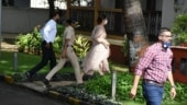 Deepika Padukone arrives at NCB office for questioning. See pics