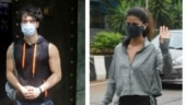 Celeb spotting: Tiger Shroff resumes work, Nimrat Kaur sweats it out on evening jog
