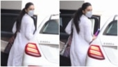 Kiara Advani rocks all-white look as she steps out of a salon. See pics