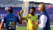 IPL 2020, MI vs CSK: MS Dhoni makes winning return to competitive cricket