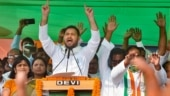 Bihar polls: RJD leader Tejashwi Yadav addresses rally as state gears up for assembly election | See pics