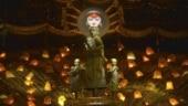 Kolkata's unique migrant worker Durga idol stands tall at Barisha Club | See pics