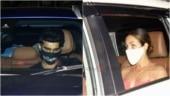 Malaika Arora and Arjun Kapoor party together at Sanjay Kapoor's home. See pics