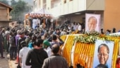 Tarun Gogoi's final journey: People participate in former CM's funeral procession