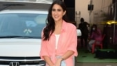 Sara Ali Khan is all smiles in crop top and denim shorts on day out. See pics