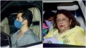 Celebs arrive for Rani Mukerji's daughter Adira's birthday celebrations. Pics