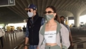 Alia doesn't want anyone to kill her vibe as she jets off to Goa with Ranbir. In pics