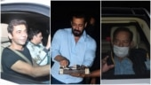 Happy birthday Salman Khan. Salim Khan to Sunil Grover, family and friends attend bash