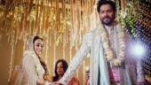 Varun Dhawan marries Natasha Dalal in intimate wedding in Alibaug. All pics