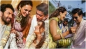 Unseen photos from Varun Dhawan and Natasha Dalal's intimate wedding